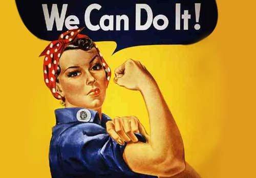 Những cuộc đấu tranh đầu tiên đó của nữ công nhân Mỹ đã có tiếng vang lớn
